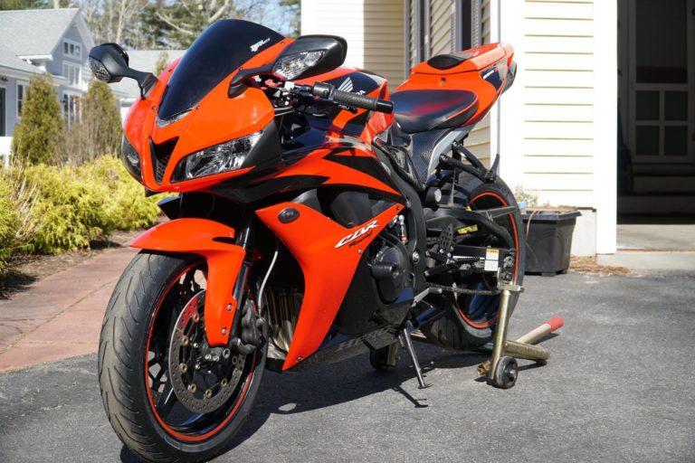 2008 Honda CBR600RR – HeroRR