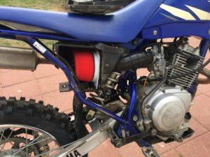2003 Yamaha TTR 125L – HeroRR