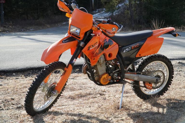2006 Ktm 450 Exc Supermoto  U2013 Herorr